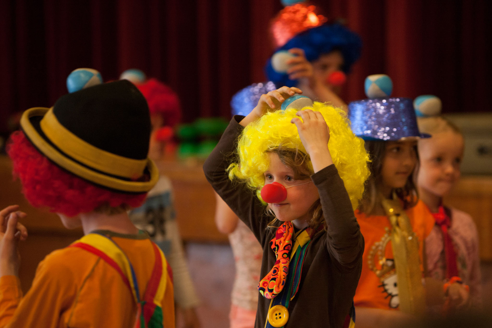 Circusworkshop