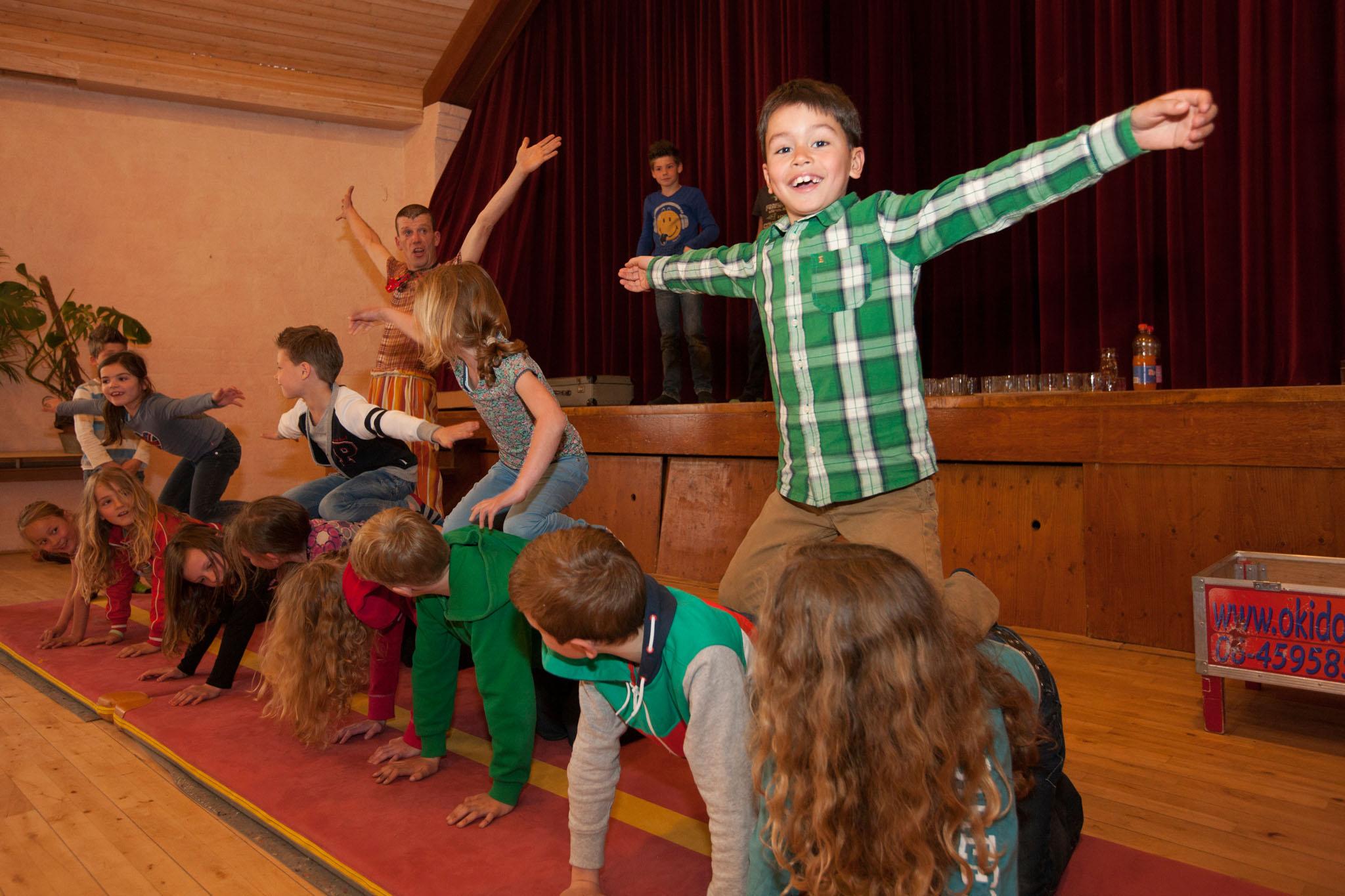 Circusworkshop-acrobatiek