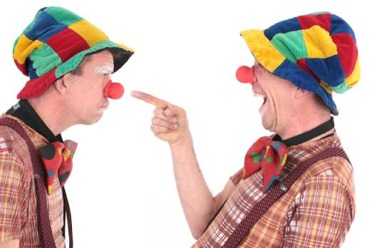 Clownvoorstelling OkiDoki
