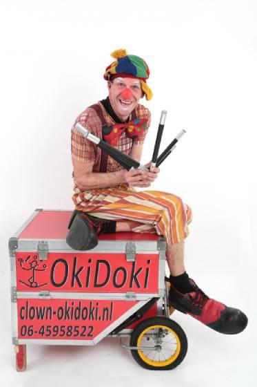 Clown OkiDoki