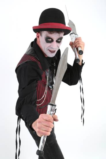 Halloween act