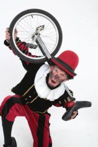 Zwarte Piet Roetveegpiet
